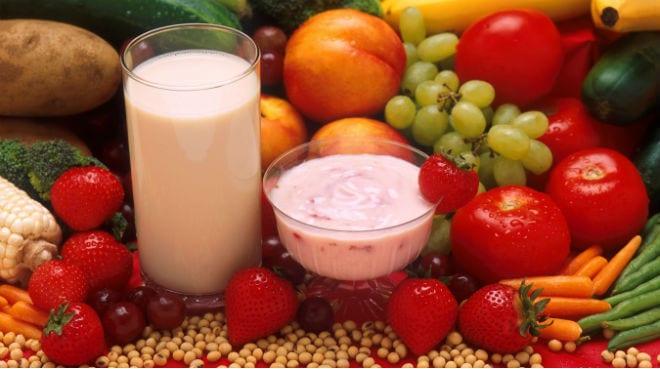 Alimentos recomendables para el colon irritable