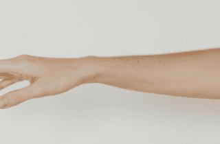 estrés y afecciones de la piel