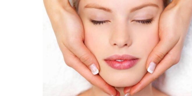 Bioestimulación de las marcas en la piel del rostro