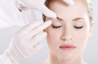Blefaroplastia cirugía