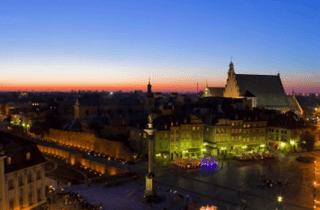 conferencia de LYme en Varsovia
