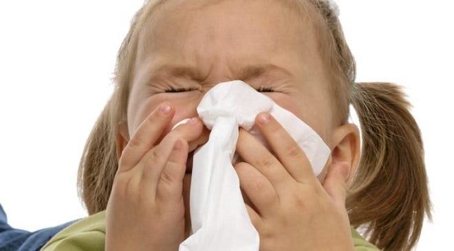 Las crisis de asma infantil se empeoran debido a la contaminación