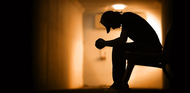Depresión. Problemas psiquiátricos