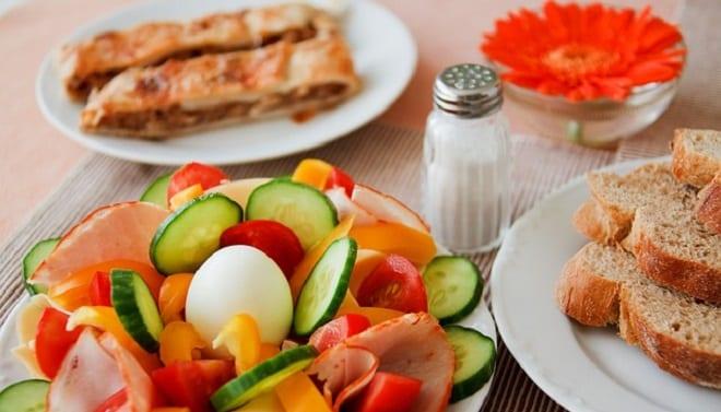 La Dieta de la Zona, mantener el peso