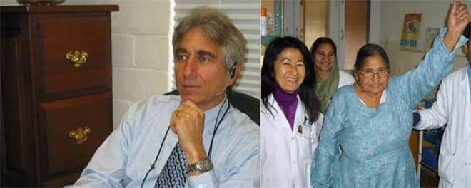 Ebola y ozonoterapia. Dr. Rowen