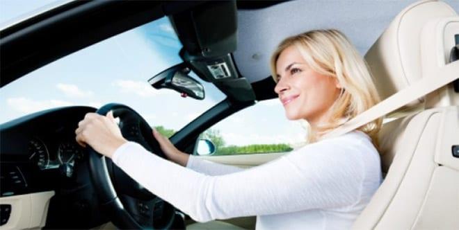 Dolores espalda por mala postura al volante