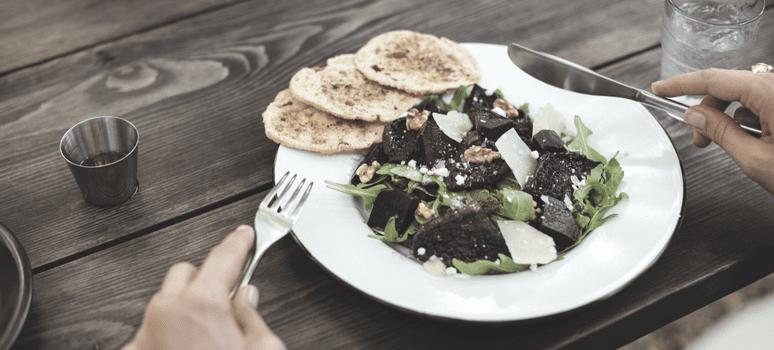 buenos hábitos de alimentación en verano