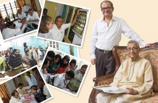 Homeopatía. Fundación Banerji