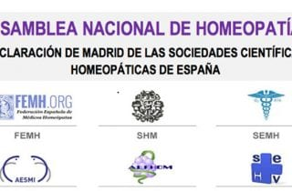 Manifiesto homeopatía Madrid