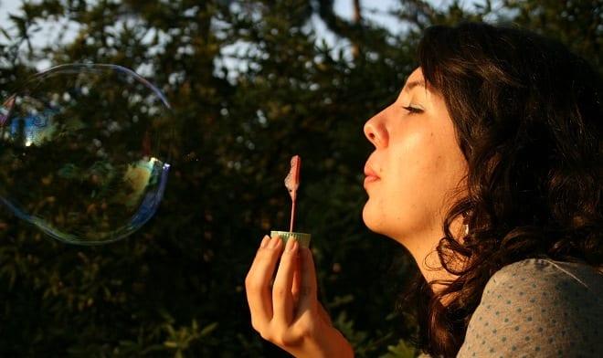 El ozono mejora la piel en profundidad