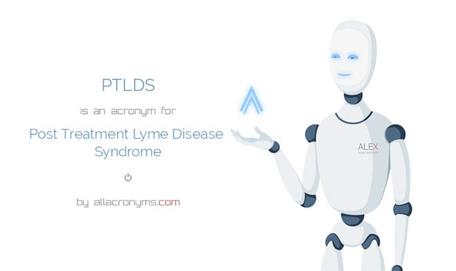 Síndrome Lyme Post tratamiento